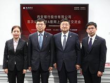 西安银行首次公开发行A股网上投资者交流会